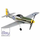 Parkzone Ultra-Micro P-51 400mm ARF BNF