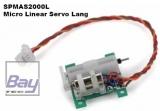 SPMAS2000 Micro Linear Servo 1,5g