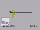 NE4260016 Heckausleger (gelb) f. Nine Eagle Solo Pro 1 & Solo Pr
