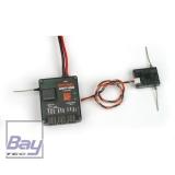 AR7100 7 Kanal 2,4 GHz Empfänger DSM2 Heli