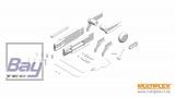 Multiplex Acromaster Ersatz Kleinteile Satz