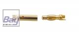 Goldkontakt spezial, 4 mm Paar