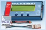 Multi Wattmeter mit integriertem 6S Balancer