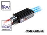 MPBC 100A Pro II Regler 100/120A 2-6 Lipo 5-18 NIMH