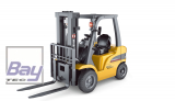 Gabelstapler, 1:10, Metall Fork Lift 2,4GHz, Sound