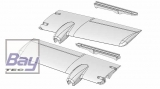 Multiplex Tragflächen-Formteile TwinStar II/BL