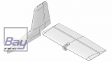 Multiplex Leitwerks-Formteile TwinStar II/BL