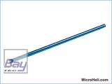ALU Heckrohr für MH-MSR025 (blau eloxiert) , Blade MSR