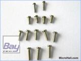 Schraubenset Blade MSR für Mircoheli Tuning