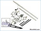 CNC Aluminum Upgrade Combo - BLADE MSR