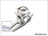 CNC ALU-Zentralstück, silber, Blade MSR