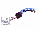 Brushless Car Speedregler Flash 750 2-3Lipo 60/70A