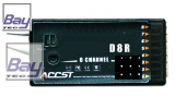 Bay-Tec FrSky D8R  ACCST 8 Kanal 2,4 GHz Empfänger Bi-Directiona