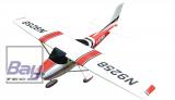 Air Trainer 1410mm brushless rot - incl. Motor, Regler und Servos