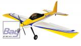 Thunder 1400mm Kunstflugmodell Tiefdecker PNP gelb - mit eingebautem Gyro