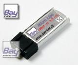 LiPo Akku 3,7V 165mAh 45C 5g Blade MCX mSR, msR X, Minium, Nano CP X, UMX, Nano