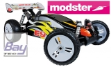 Racing E9 Brushless 1:8 4WD RTR modster 2,4 GHz