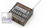 Spektrum AR8000 8 Kanal 2,4 GHz Empfänger DSM2/DSM X