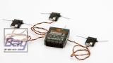 AR12020 12- Kanal DSMX Empfänger mit X-Plus und voller Reichweite