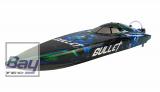 Bullet V4 Mono-Rennboot 4S brushless ARTR