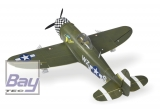 FMS P-47 Thunderbolt grün ARTF 1400mm Big Scale mit EZFW