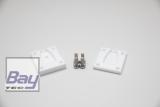 MPX Stecker Form 6polig V1 PTFE verstärkte Einspritzplatte