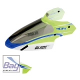Blade mCP X Complete Geen/Blue Canopy with Vertical Fin