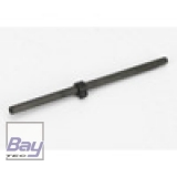 Blade mCP X Carbon Fiber Main Shaft w/Collar & Hardware