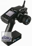 Car / Pistolen Fernsteuerung ATX6 6-Kanal 2,4GHz mit FSS-Empfänger mit integriertem Gyro