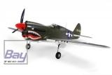 FMS Big Scale P-40 Warhawk grün V2 ARTF 1400mm EZFW