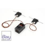 Spektrum AR10000 10 Kanal DSMX Telemetrieempfänger