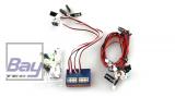 G.T. Power Smart LED Lichtsystem für Autos mit Kontrolleinheit