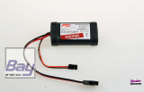 2S LiIon-Akku 4250mAh Compact Black Edition 20A - MPX / JR Anschluss