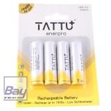 Gens Ace - Tattu Enerpro 2100mAh LS2A (4 Stück)