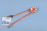 Ringkern mit Kabel JR, Länge 220 mm