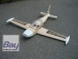 Marchetti SIAI SF-260 Spw. 105cm, Balsaworx Holzbausatz