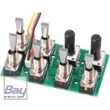 Robbe Multi-Switch-Prop 12+2 Modul - F-SERIE