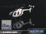 Bravo SX - Nine Eagle - Microheli - Nur Heli ohne Sender
