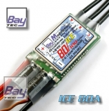 Bay-Tec ICE 80A 2-6S Brushless Regler aktiver Freilauf