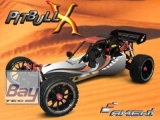 Buggy Pitbull X  30ccm 2,4 GHz M 1:5 2WD (opt. 4wd)
