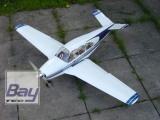 Bonanza V35 Scaleflieger 1/10 105cm  Lasercut Balsaworx Holzbaus