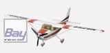 FMS Big Scale Cessna 182 Trainer rot, PNP 1400mm ohne Akku/RC