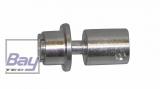 Multiplex Mitnehmer mit Spinner W3,2/PB8/L31