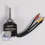 FMS 3536 KV850 Brushless Motor (neue Version) passend zu 1100mm PT17/ HS123/ Beechcraft/Waco/1400mm 182/ 1400mm J3/1100mm Zero