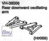 VH-36006 Rear downward oszillating arm 1 Stk