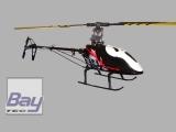 BT-450SE Barebone Helikopter 700mm Rotor GFK/CFK/Alu