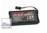 Graupner Senderakku LiPo 1S2P/4000mah TX