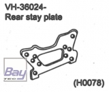 VH-36024 Rear stay plate