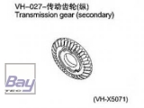VH-36027 Transmission gear (secondary)