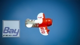 UMX Gee Bee R2 510mm BNF AS3X